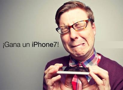 concurso de iphone 7