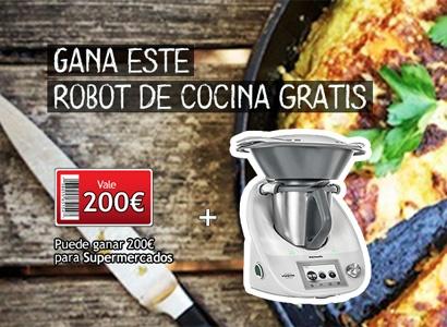Concursator sorteo concurso robot de cocina thermomix vale de 200 euros - Thermomix o robot de cocina ...