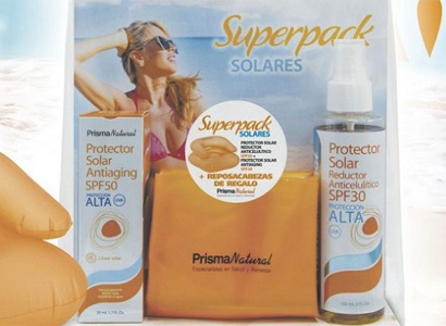 Pack de productos solares