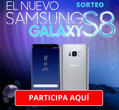 Concursator Sorteo Concurso Samsung Galaxy S8
