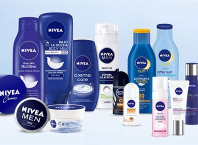 Kit de productos Nivea