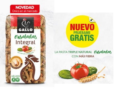 Gallo Ensaladas Integral