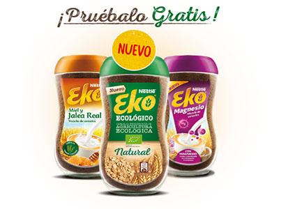 Reembolso por un producto EKO ecológico