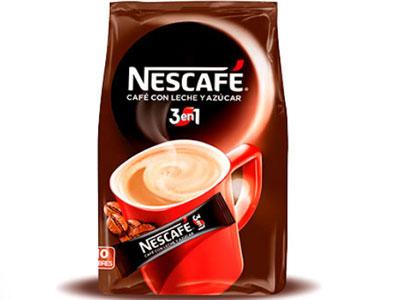 ▷ Muestra gratuita – Un reembolso por la compra de un paquete de Nescafé 3 en 1