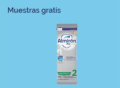 ▷ Muestra gratuita – Muestra gratis de leche Almiron